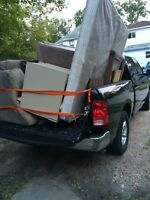 Half ton for hire !! Call now