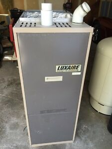 Luxaire High Efficiency Furnace 80,000 BTU - 3 ton