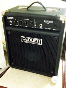 Fender Bass Amp Rumble 15 Mint for just $37.