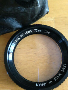 Canon Close Up Lens 72mm