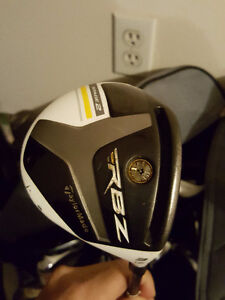 RBZ Stage 2 Taylor Made 3 wood Windsor Region Ontario image 1