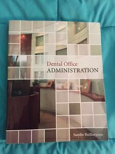 Dental Office Administration Textbook