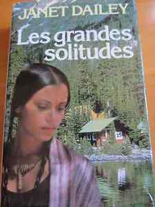 Les grandes solitudes de Janet Dailey