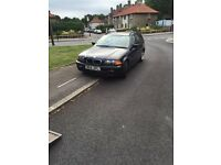 Bmw 318 estate petrol mot £395