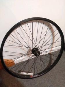 Roue avant - QR 9mm - front wheel