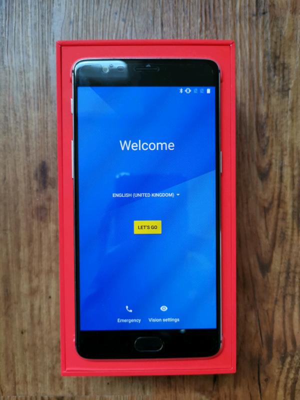 OnePlus 3 64GB Unlocked Android Phone | in Edinburgh | Gumtree