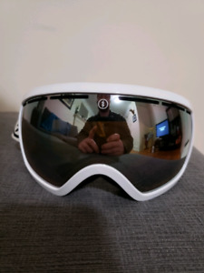 Electric Goggles - White frames with two lenses