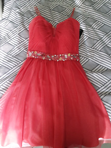 Short Princess Strapless Prom/Gala/Formal dress