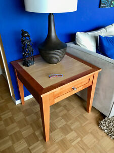 2 Square coffee Tables