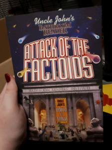 Book - Attack of The Factoids