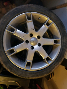"FAST Volkswagen Rims for Sale 17"" 5x112"