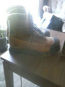 Dakota 529-steel toe work boot