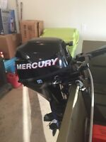 2012 Mercury 9.9 four stroke