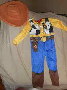 woody toy story costume 3 year old