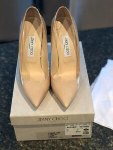 EUC Authentic Jimmy Choo Pumps - 38.5