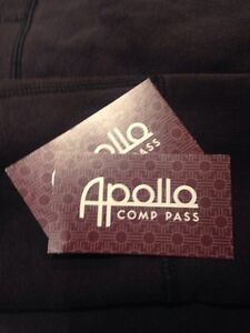 Apollo movie passes