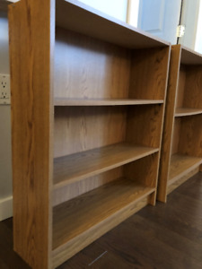 Shelves ~ Wooden Bookcases