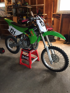 REDUCED - 2008 KX Kawasaki 100 - Awesome Condition