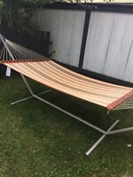 Hammock for sale like new !