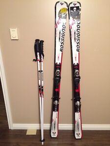 Ski parabolique haute performance rossignol