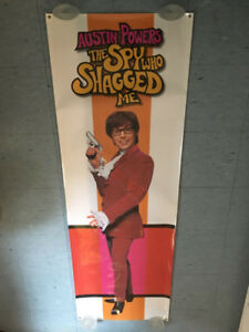 """""""AUSTIN POWERS: The Spy Who Shagged Me"""" Promo Poster (1999)"""