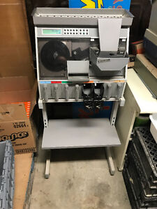 Scan Coin Sc 22 Coin Shorter and Counter Great Machine