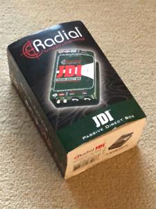 Radial JDI  Passive Direct Box NEW