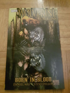 Wolverine: Origins Vol 1-8 and The Reckoning Softcover