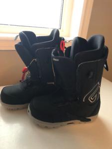MEN'S SNOWBOARD BOOTS - BURTON