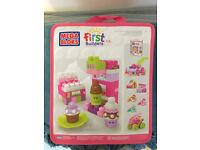 Mega Bloks cupcake building set