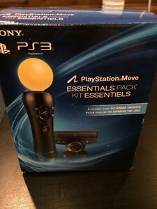 Playstation Move Essentials Box