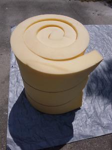 Upholstery foam roll