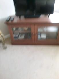 Corner tv cabinet