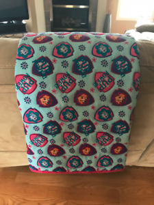 Popular Paw Patrol Skype and Everest Quilt