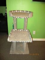 2 Tier Deluxe Kitty Lounger