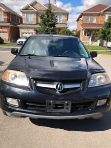 2006 Acura MDX 7 Passengers for sale