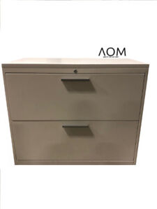 Teknion Filing Cabinets- 2 Drawer