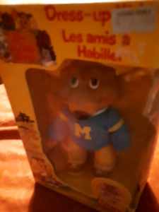 """Retro 80s Toy Get Along Gang """"Good News Moose"""" Action Figure$25"""