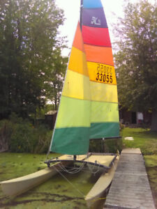 16 Hobie | Great Deals on Used and New Sailboats in Ontario | Kijiji