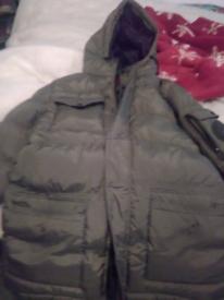 Defender London coat