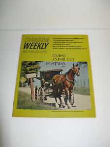 1963 STAR WEEKLY WITH PHOTO OF GEORGE ARMSTRONG