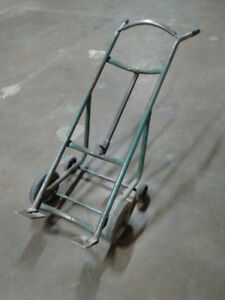 Drum/Barrel Dolly Pallet Hand Truck (Used)
