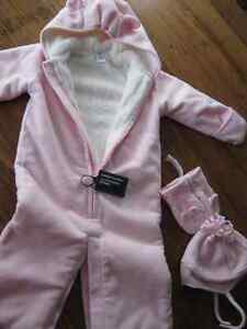 New Baby Gap winter Bundler with hat and mitts St. John's Newfoundland image 1