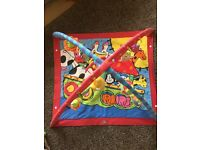Tiny Love play mat,great condition