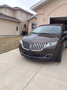 2011 Lincoln MKX Limited Edition SUV, Crossover