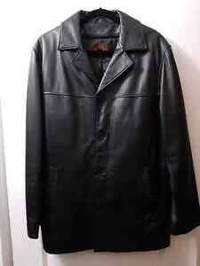 BRAND NEW MENS DANIER LEATHER JACKET FOR SALE!!!