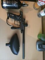Etek 3 eclipse , paintball gun !