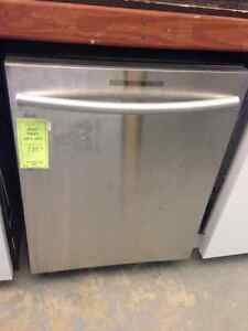 Brand Name Stainless Dishwasher – We Pay the HST!