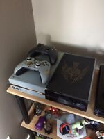 Xbox one 1tb Call of duty aw2 edition