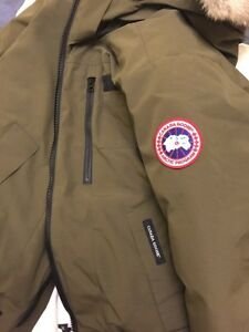 Brand new never worn Canada goose jacket
